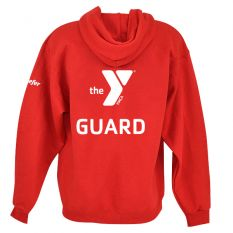 The Y Unisex Hooded Pullover Sweatshirt