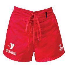 Kiefer YMCA Guard Essentials Female Board Short