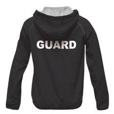 Kiefer Guard Essentials Unisex Tech Jacket-Black-XSmall