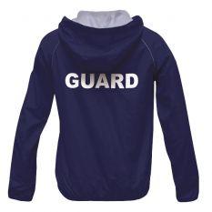 Kiefer Guard Essentials Unisex Tech Jacket-Navy-XSmall