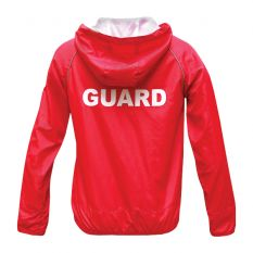 Kiefer Guard Essentials Unisex Tech Jacket-Red-XSmall
