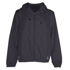 Kiefer Guard Essentials Unisex Outerwear Jacket-Black-XSmall