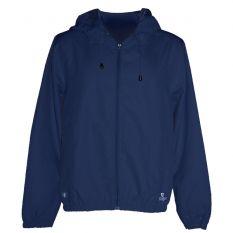Kiefer Guard Essentials Unisex Outerwear Jacket-Navy-XSmall