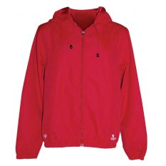 Kiefer Guard Essentials Unisex Outerwear Jacket-Red-XSmall