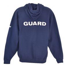 Kiefer Guard Essentials Unisex Full Zip Hoodie-Navy-Small