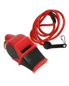 Fox 40 Sonik Blast CMG Whistle with Breakaway Lanyard