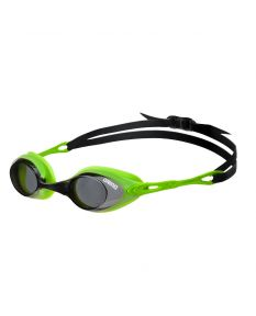 Arena Cobra Goggle-Smoke/Lime