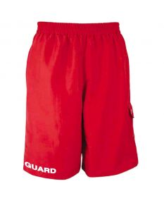 Kiefer 4-Way Stretch Male Cargo Lifeguard Short