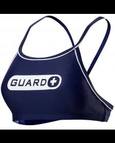 TYR Guard Women's Durafast One Diamondfit Top-Navy-XSmall