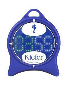 "Kiefer 15"" Digital Pace Clock - Rechargeable"