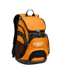 Speedo Large 35L Teamster Backpack-Bright Marigold-Yes