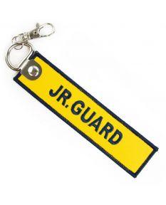 Jr. Guard Bag Tag-Yellow/Navy