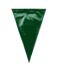 Solid Vinyl Flags - Color - Forest Green