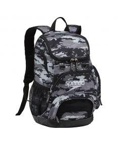 Speedo Medium 25L Teamster Backpack-Digi Camo Grey-Yes