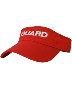 Twill Guard Visor