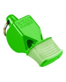 Fox 40 Cushioned Mouth Grip Whistles - Color - Neon Green
