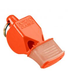 Fox 40 Cushioned Mouth Grip Whistles - Color - Orange