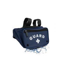 Drain Rite Guard Hip Pack-Navy