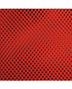 "Kiefer Small Mesh Gear Bag - 12"" X 15""-Red"