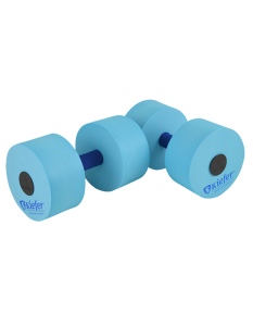 "Kiefer Basic Water Workout Dumbbells - 11"" - Pair"