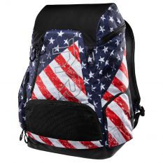 TYR Alliance Star Spangles Print Team Backpack