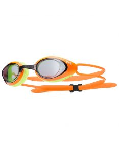 Blackhawk Racing Goggles - Color - Orange/Smoke