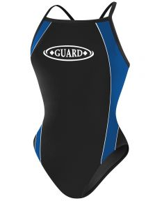 RISE Guard H-Back Poly Splice-Black/Royal-26