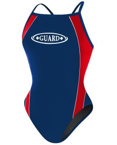 RISE Guard H-Back Poly Splice-Navy/Red-26