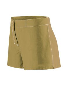 RISE Solid Female Flex Short-Khaki-XSmall