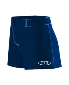 RISE Staff Female Flex Short-Navy-XSmall