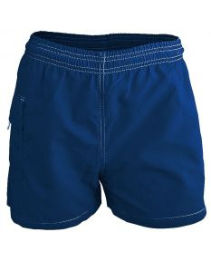 RISE Solid Female Flex Waterpark Board Short-Navy-XSmall
