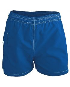 RISE Solid Female Flex Waterpark Board Short-Royal-XSmall