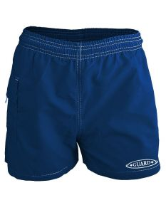 RISE Guard Female Flex Waterpark Board Short-Navy-XSmall