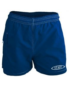 RISE Staff Female Flex Board Short-Navy-XSmall