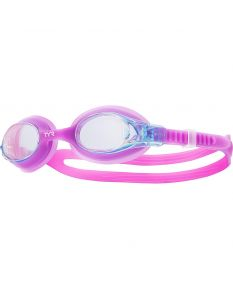 TYR Kids' Swimple Mirrored Goggle - Color - Berry Fizz