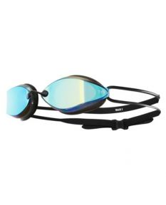 TYR Tracer X Racing Nano Mirrored Goggles-Gold/Black