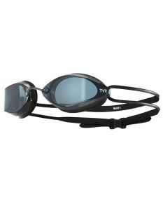 TYR Tracer X Racing Goggles-Smoke/Black