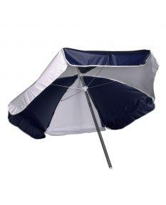Lifeguard Umbrella - Color - Navy/White