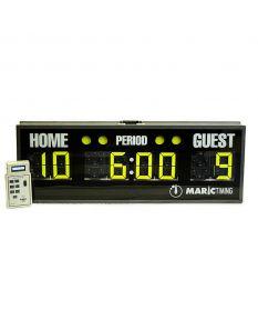 Maric Timing Scoreboard