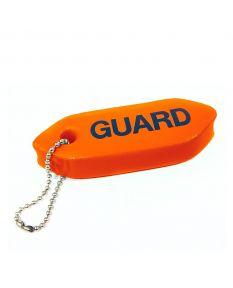 Rescue Tube Key Chains - Color - Orange