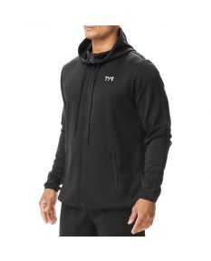 TYR Men's Team Full Zip Hoodie