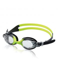 Speedo Skoogles Goggles  - Color - Black/Green
