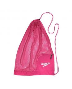 Speedo Ventilator Mesh Bag - Color - Fuchsia Purple