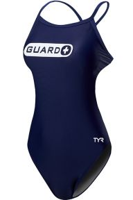 TYR Guard Women's Durafast One Crosscutfit TieBack Swimsuit