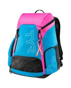 TYR Alliance 30L Backpack-Blue/Pink-No