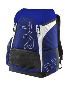 TYR Alliance 45L Backpack-Royal/White-No