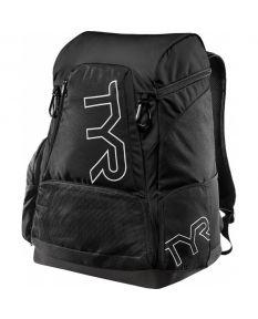 TYR Alliance 45L Backpack-Black/Black-No