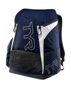 TYR Alliance 45L Backpack-Navy/White-No