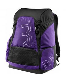 TYR Alliance 45L Backpack-Purple/Black-No