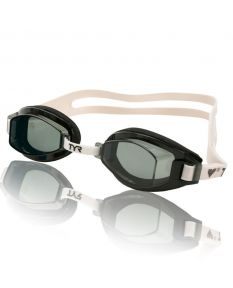 TYR Team Sprint Goggle-Smoke
